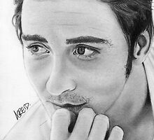 Lee Pace by amyvalhalla