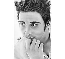 Lee Pace Photographic Print
