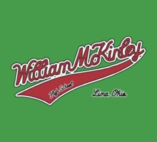William McKinley High School One Piece - Short Sleeve