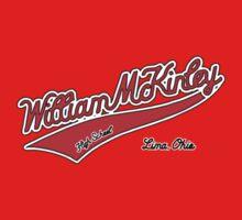 William McKinley High School Kids Tee