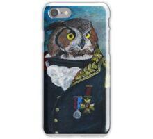 General Noctua iPhone Case/Skin