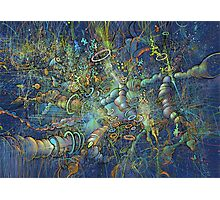 space 2 (iso) Multiverse Photographic Print