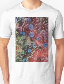 Flowers amongst the crags T-Shirt