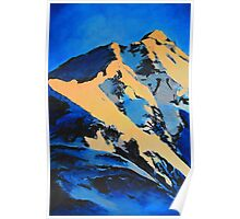 Rocky Mountains Poster