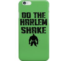 I kinda... broke Harlem iPhone Case/Skin
