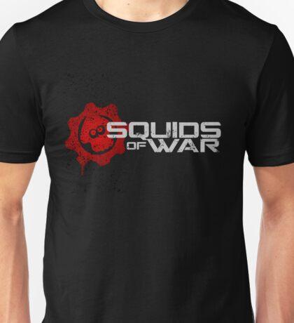 Squids of War Unisex T-Shirt