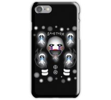 Fnaf Marionette and the Ghost Children iPhone Case/Skin