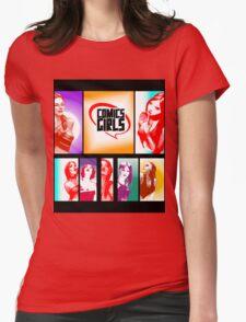 Comics Girls T-Shirt