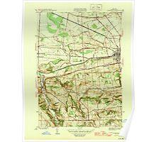 New York NY Canastota 122772 1946 31680 Poster