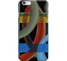 Supercharged X's and O's iPhone Case/Skin