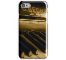 The Piano iPhone Case/Skin