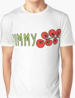 Yummy Tomatoes Graphic T-Shirt