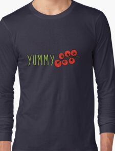 Yummy Tomatoes Long Sleeve T-Shirt