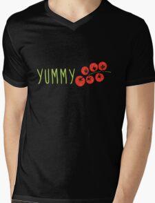 Yummy Tomatoes Mens V-Neck T-Shirt