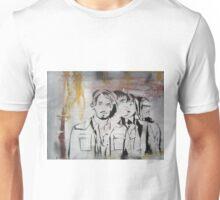 Kings of Leon Band Portrait Unisex T-Shirt
