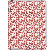 Pixel by pixel – Rooster iPad Case/Skin