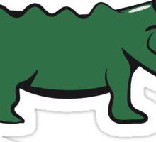 Crocodile sweet loving Sticker