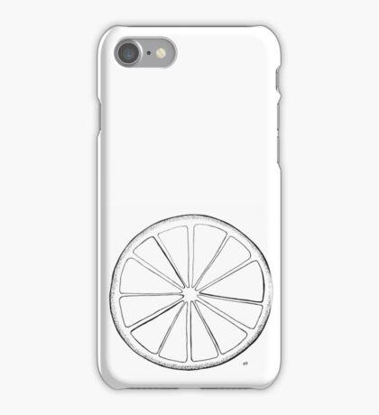 Zest iPhone Case/Skin