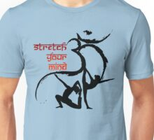 OM Yoga Stretch your mind Unisex T-Shirt