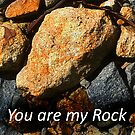 You are my Rock by paintingsbycr10