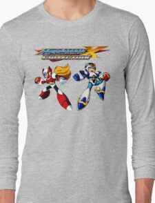 Megaman X Collection Long Sleeve T-Shirt