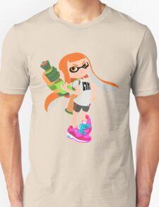 Splatoon Inkling girl T-Shirt