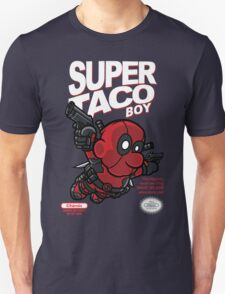 Super Taco Boy T-Shirt