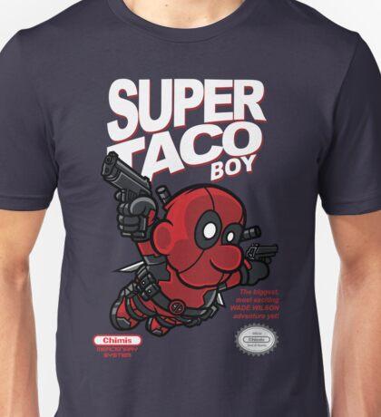 Super Taco Boy Unisex T-Shirt