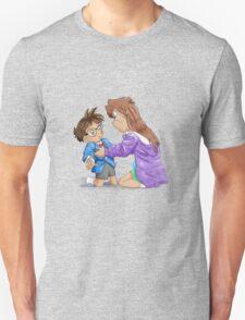 Ran meets Conan digital T-Shirt