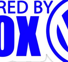 Powered by Nox - VW Sticker