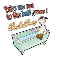 Ball Game - BathBoy by PopAlien