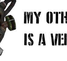 My Other Ride is a Vertibird Sticker