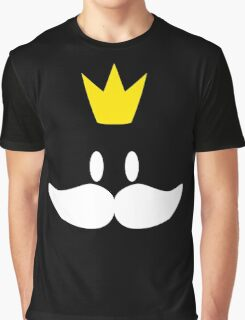 King Bob Omb  Graphic T-Shirt
