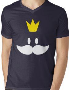 King Bob Omb  Mens V-Neck T-Shirt