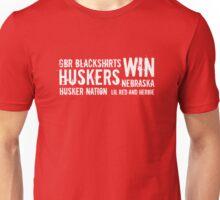Huskers Win! Unisex T-Shirt