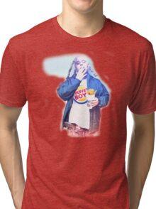 Fat Nick - Buffet Boys Tri-blend T-Shirt