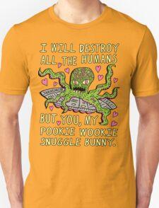 Alien Love Unisex T-Shirt