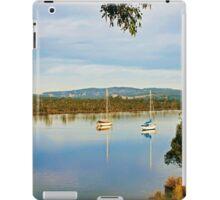 Along the Huon, Franklin iPad Case/Skin