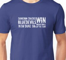 Duke Wins! Unisex T-Shirt