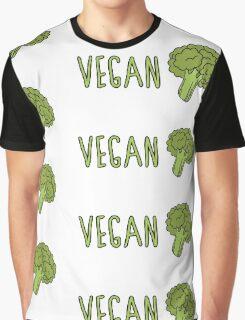 Vegan (Broccoli) Graphic T-Shirt