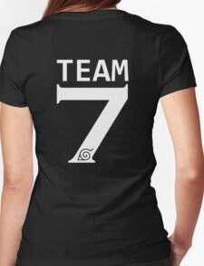 team 7 Womens Fitted T-Shirt