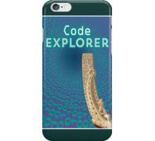 Code Explorer iPhone Case/Skin