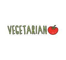 Vegetarian (Tomato) by ginpix