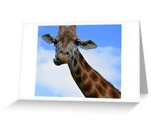 Munch Munch! Greeting Card