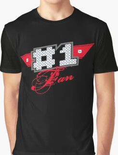 Diva Paige's Number One Fan Graphic T-Shirt