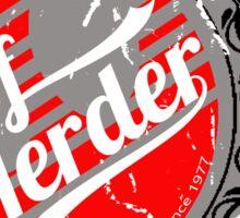 Smugglers Favorite Sticker