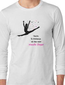 The next Maddie Ziegler Long Sleeve T-Shirt