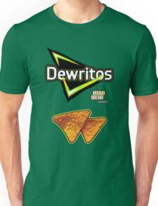 Dewritos [Doritos/Mtn Dew Parody] Unisex T-Shirt