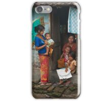 Village Gossip iPhone Case/Skin