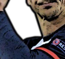 Ibrahimovic Clap Sticker